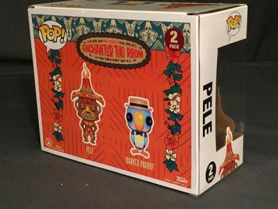 Pop Review Enchanted Tiki Room 2pk Disney Parks Ex