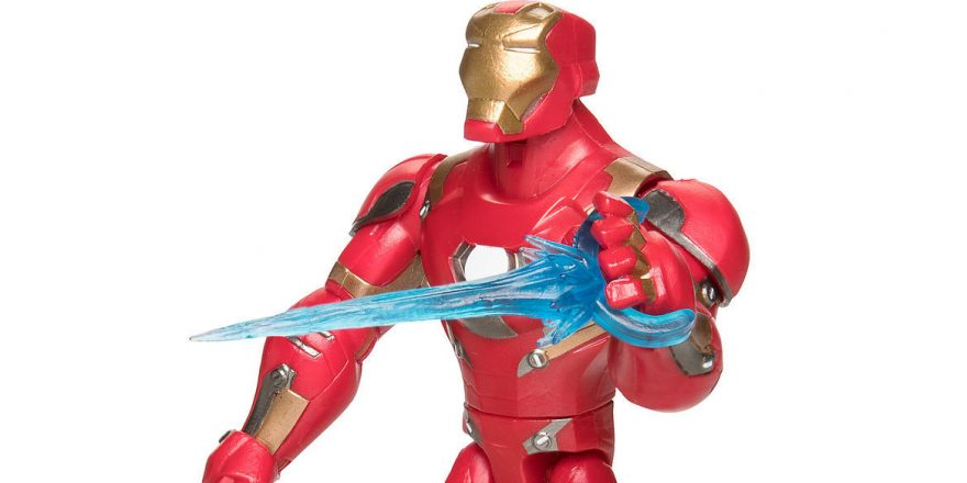 Iron Man Marvel Toybox Action Figure Out Now | | DisKingdom