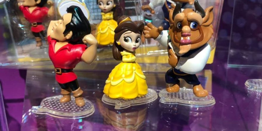 Disney Princess Comics Minis New York Toy Fair Previews