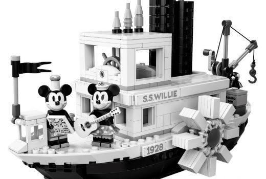90th Anniversary Choice Materials Tsum Tsum Mickey Steamboat Willie Set Supply Brand New In Box