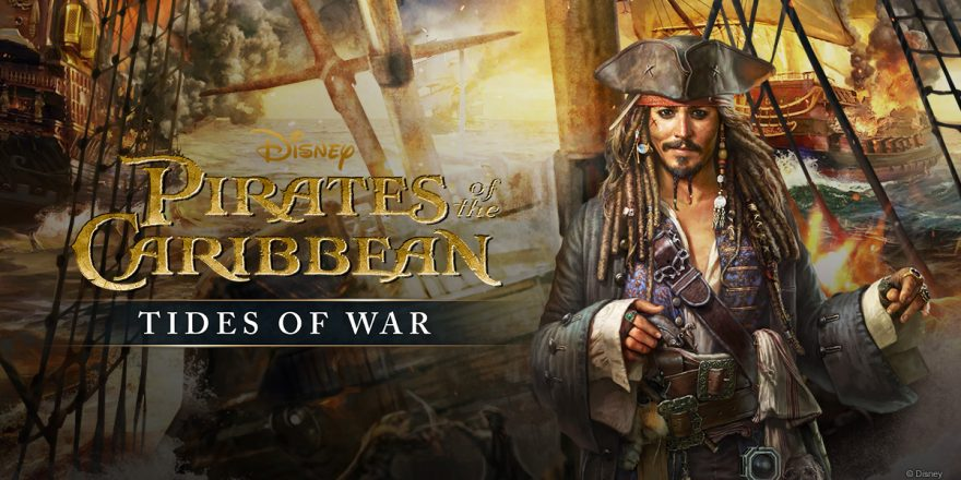 Pirates Of The Caribbean 2019