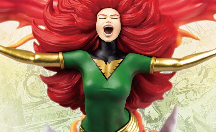 Marvel Comics D-Stage DS-022 Phoenix PX Previews Exclusive Statue