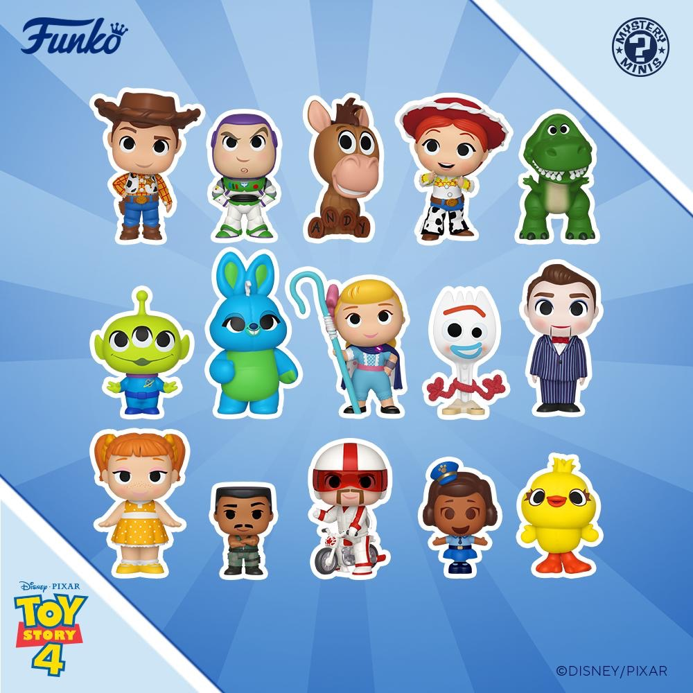 Woody Funko Toy story mystery Mini