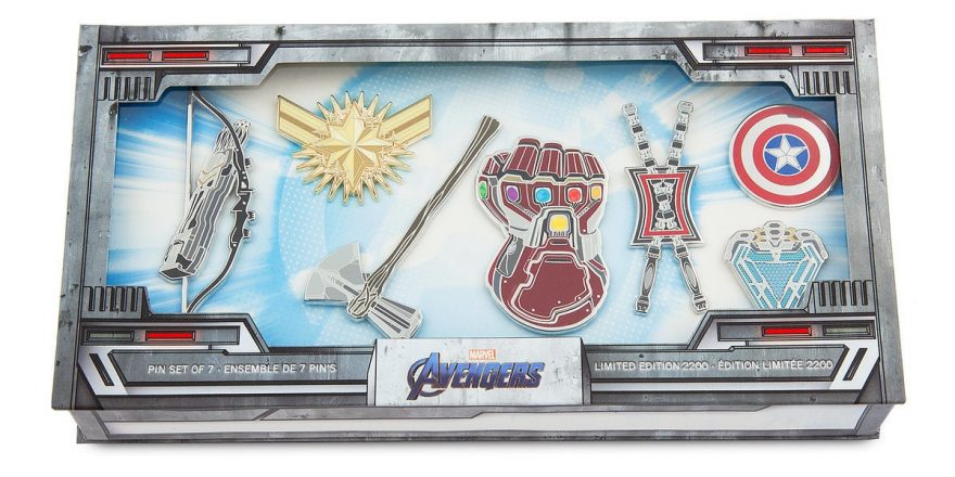 Marvel's Avengers: Endgame Pin Set Out Now