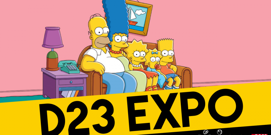 DisKingdom Podcast – The Simpsons At The D23 Expo, New Ice